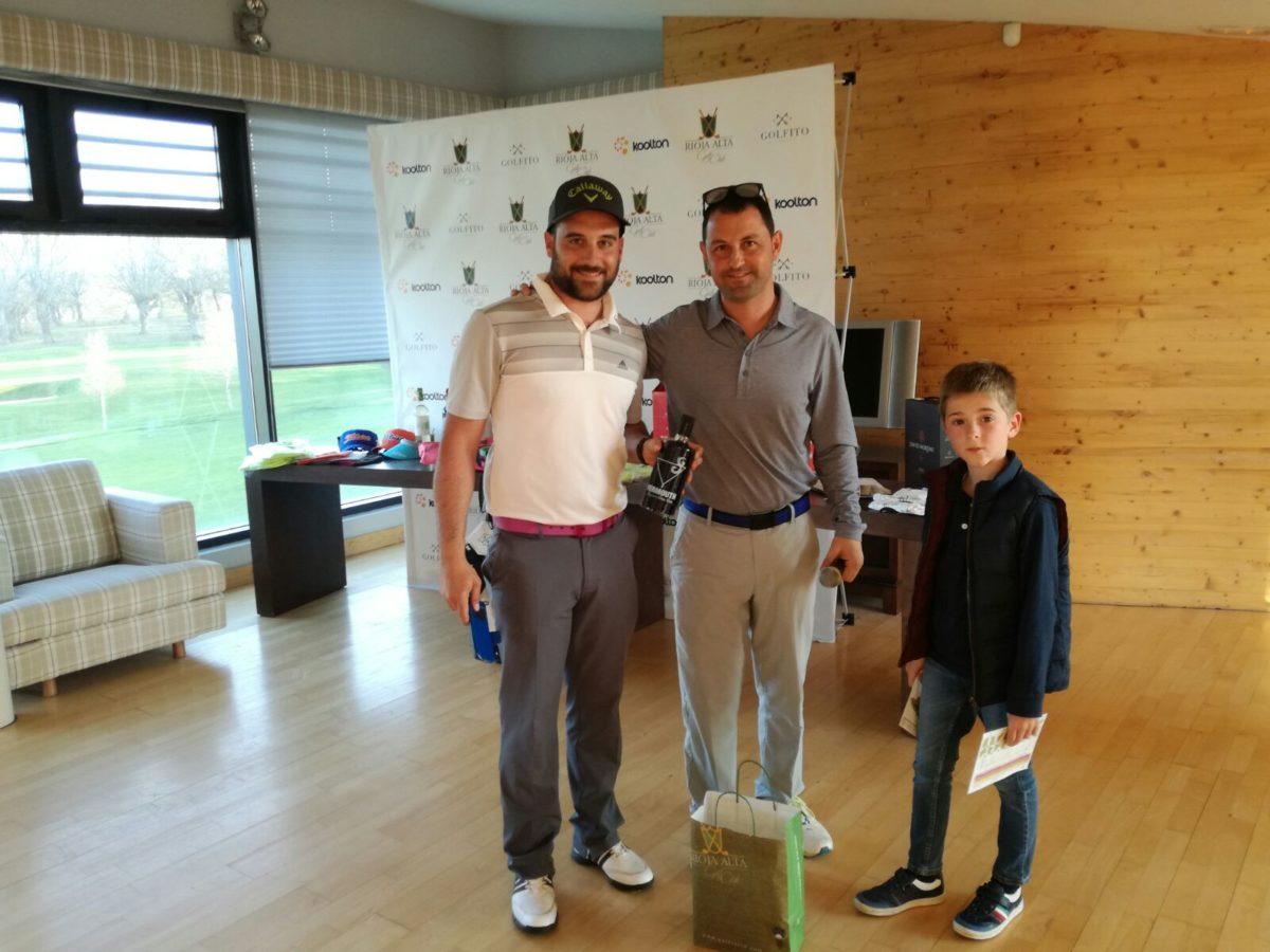 Las imágenes de la primera jornada del Torneo de Golf Amateur 'El Correo' 11