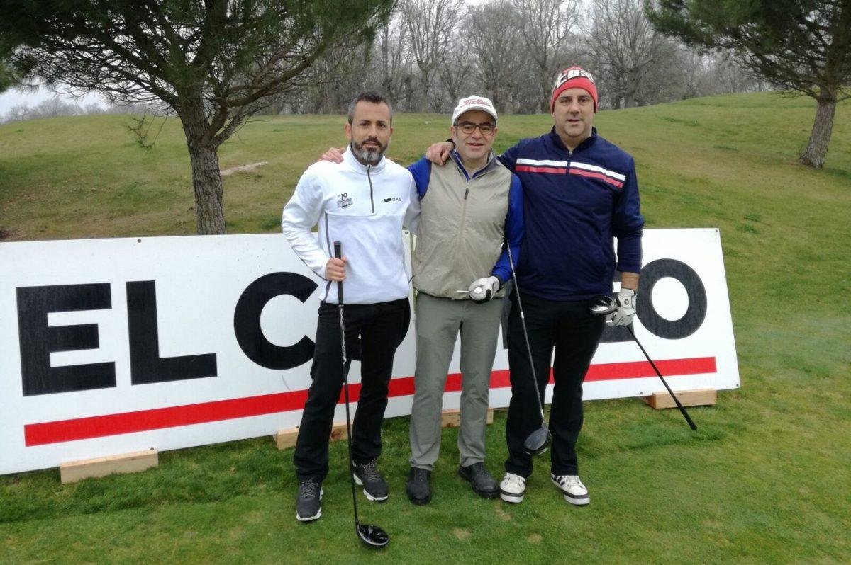 Las imágenes de la primera jornada del Torneo de Golf Amateur 'El Correo' 4