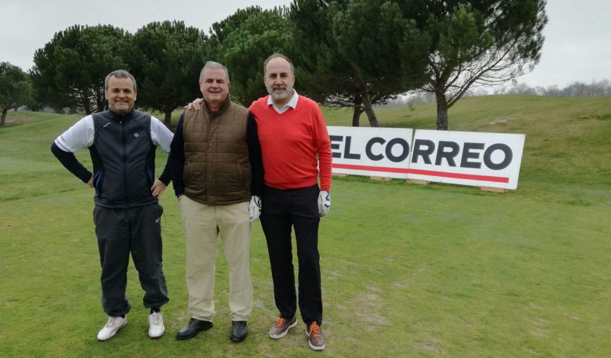 Las imágenes de la primera jornada del Torneo de Golf Amateur 'El Correo' 5