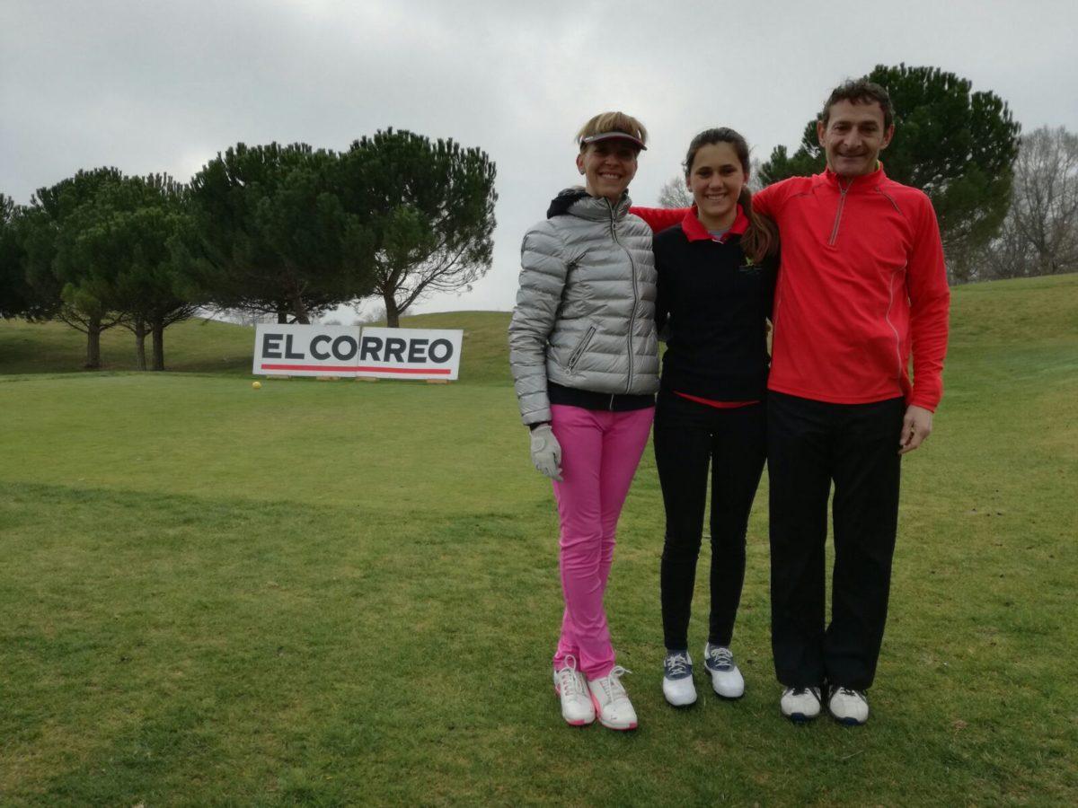 Las imágenes de la primera jornada del Torneo de Golf Amateur 'El Correo' 6