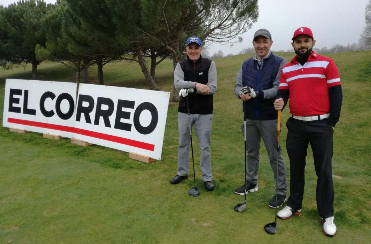 Las imágenes de la primera jornada del Torneo de Golf Amateur 'El Correo' 7