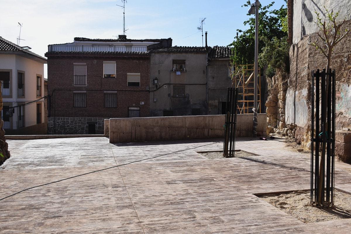 El Ayuntamiento de Haro pide la colaboración de los jarreros para ponerle nombre a la nueva plaza del Casco Antiguo 1