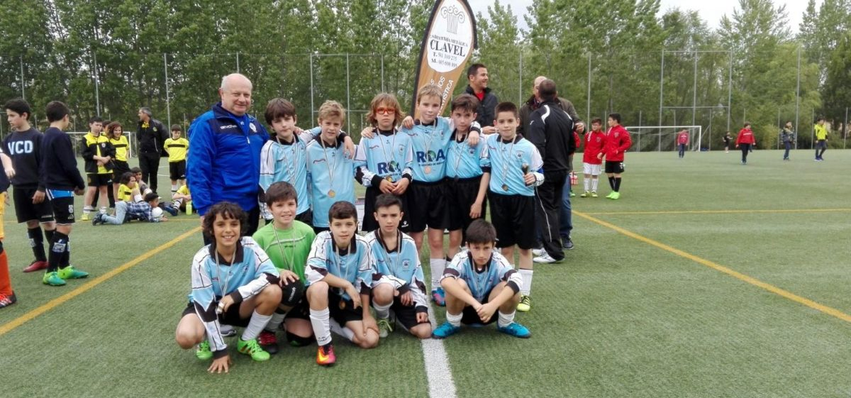 El CD Valvanera y el CD Mirandés, campeones del XXII Torneo 'Haro, Capital del Rioja' 2