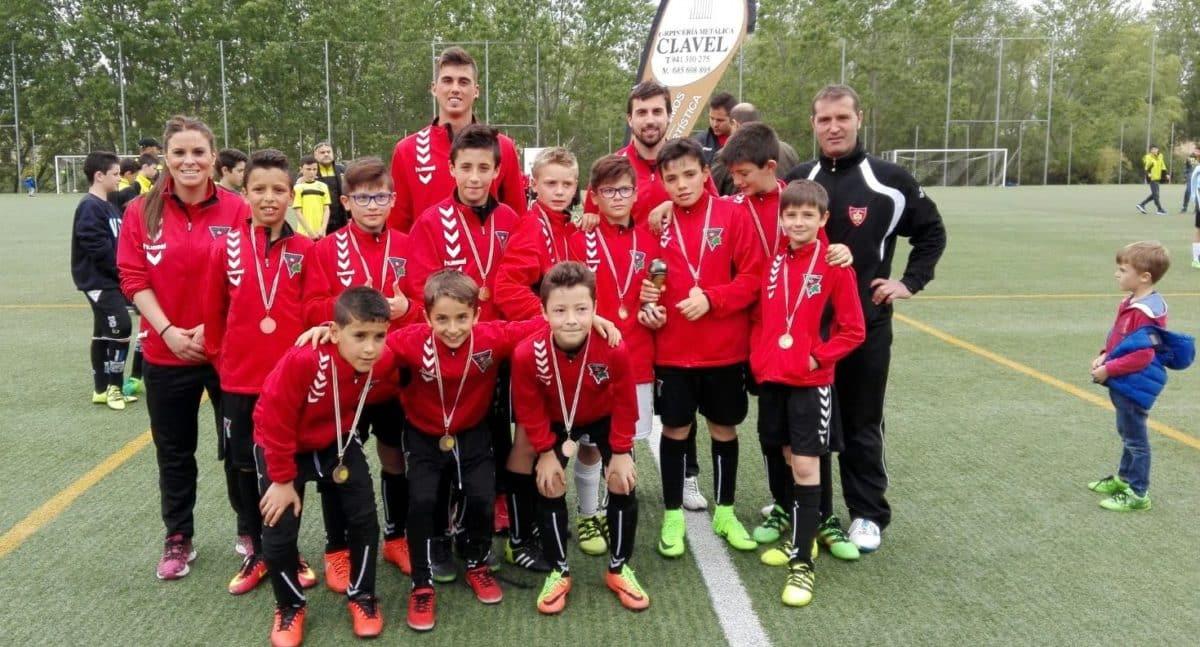 El CD Valvanera y el CD Mirandés, campeones del XXII Torneo 'Haro, Capital del Rioja' 4