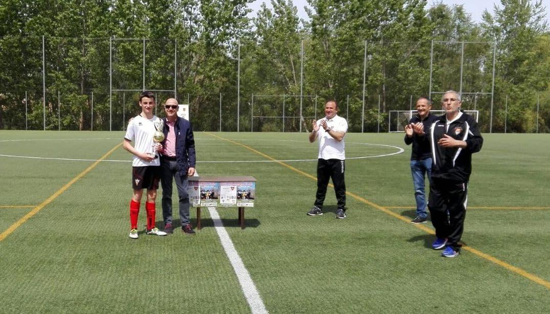 El CD Valvanera y el CD Mirandés, campeones del XXII Torneo 'Haro, Capital del Rioja' 6
