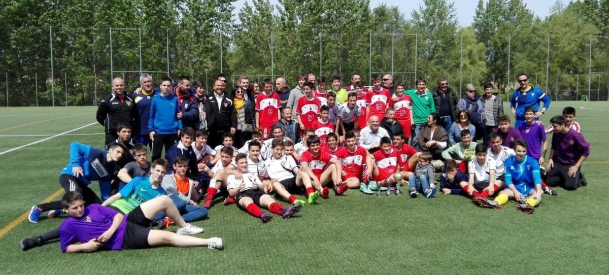 El CD Valvanera y el CD Mirandés, campeones del XXII Torneo 'Haro, Capital del Rioja' 8