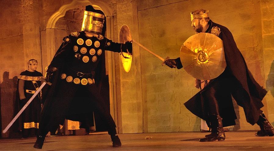 El Reino de Nájera oficializará este sábado su pertenencia a la Asociación Española de Fiestas y Recreaciones Históricas 1