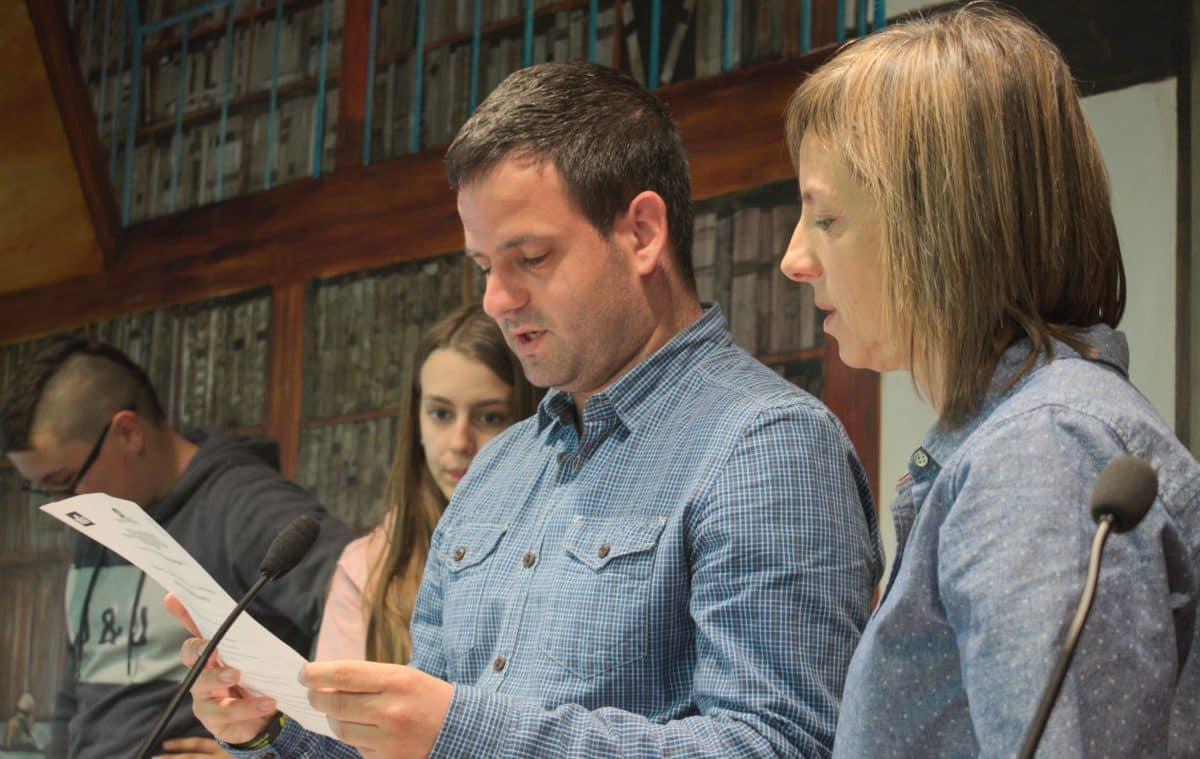 Encuentro de lectura compartida para abrir la programación de actos del Día del Libro 10