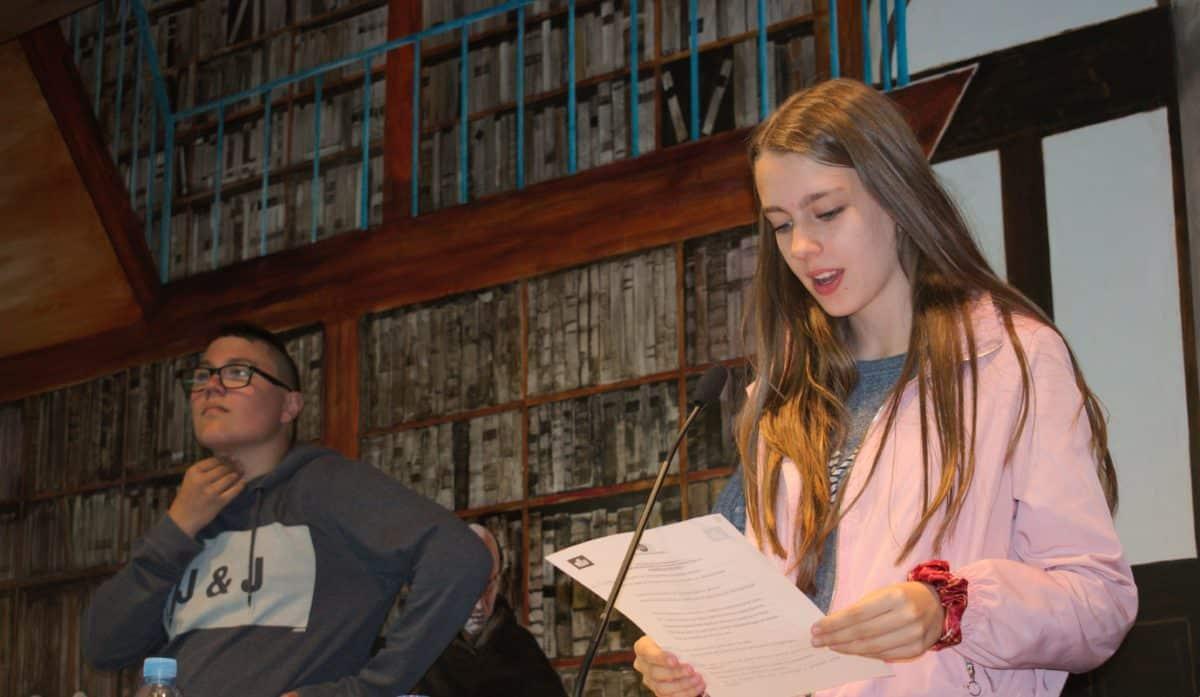 Encuentro de lectura compartida para abrir la programación de actos del Día del Libro 11