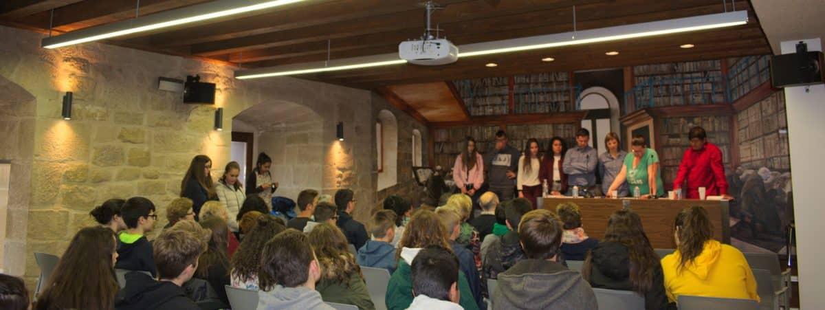 Encuentro de lectura compartida para abrir la programación de actos del Día del Libro 3