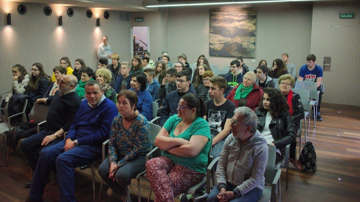 Encuentro de lectura compartida para abrir la programación de actos del Día del Libro 5