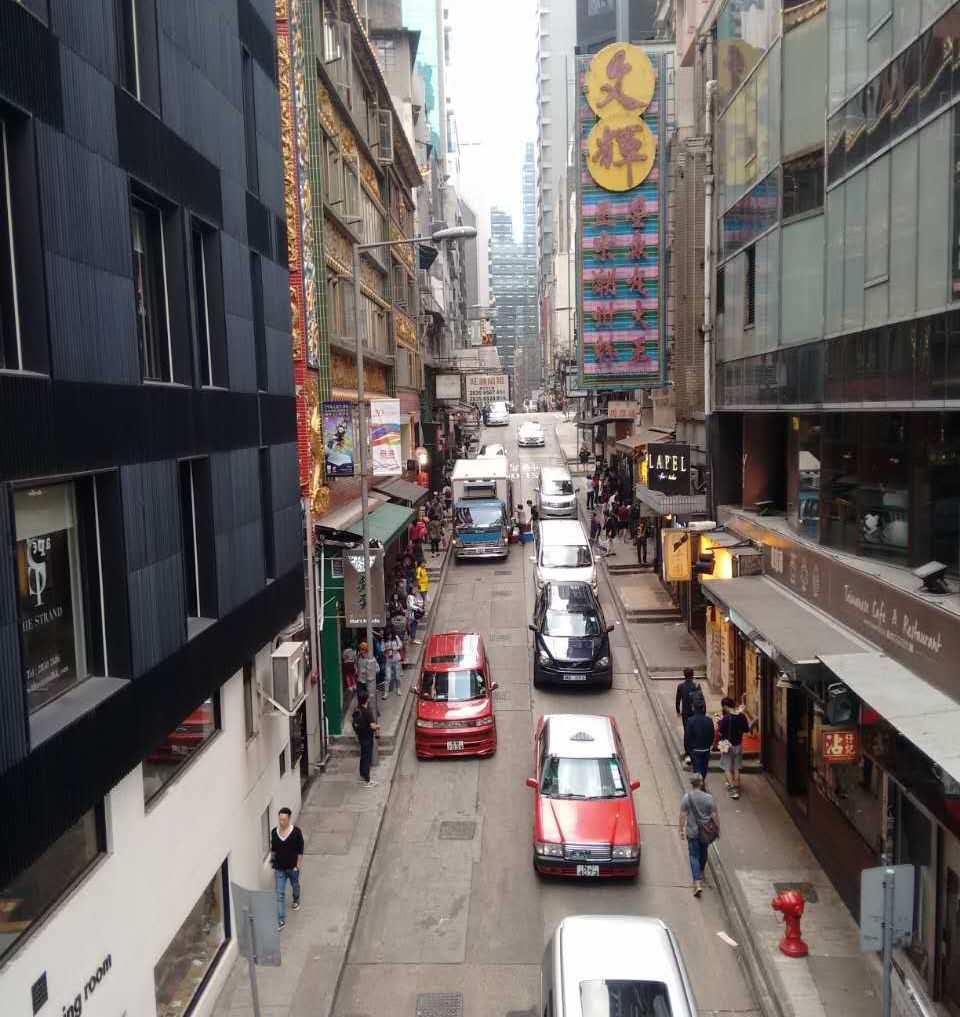Hong Kong. Ni contigo ni sin ti 3