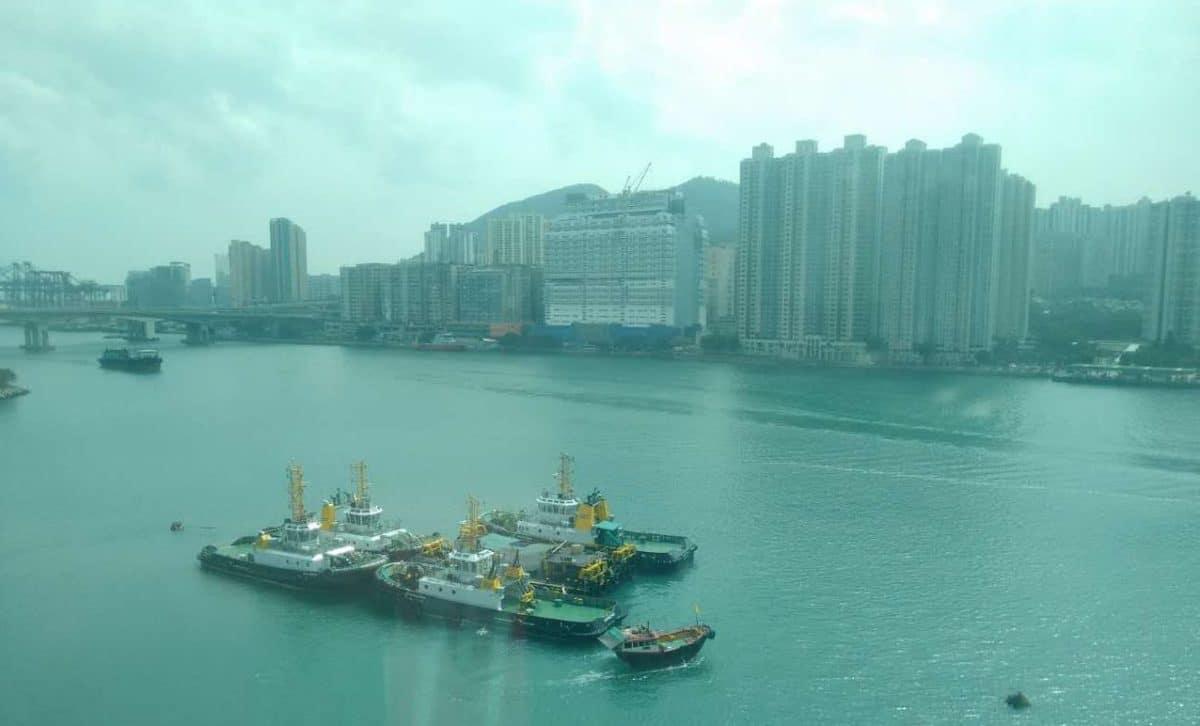 Hong Kong. Ni contigo ni sin ti 1