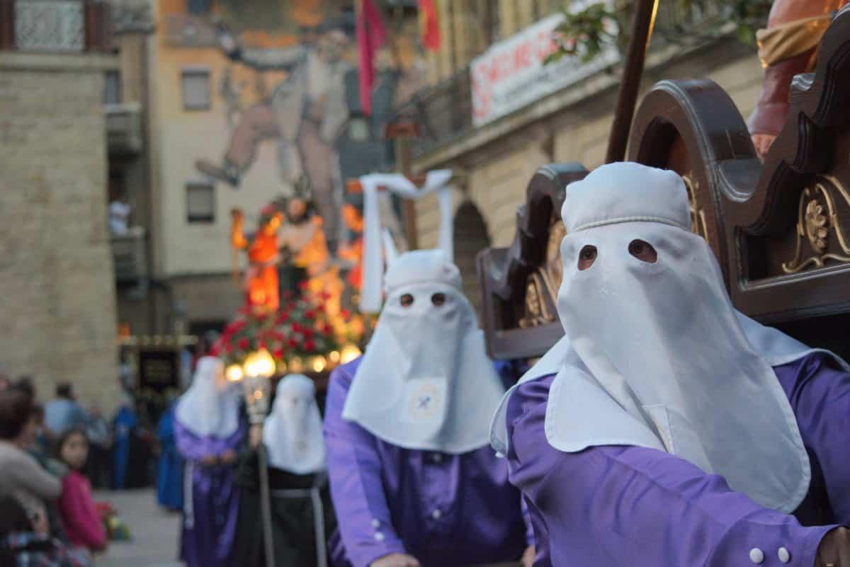 La Cofradía de la Santa Vera Cruz anuncia asamblea general ordinaria para el 19 de noviembre - Haro Digital