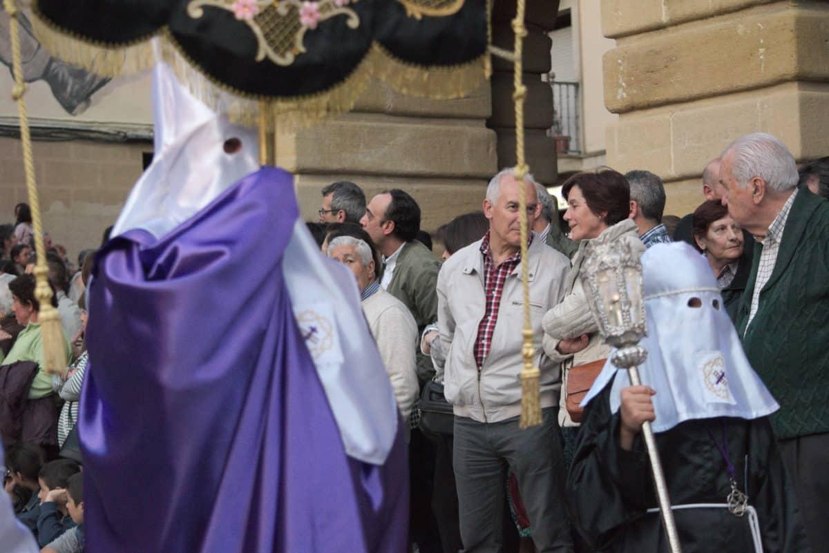 """El Ayuntamiento de Haro hace un balance turístico """"magnífico"""" de la Semana Santa 1"""