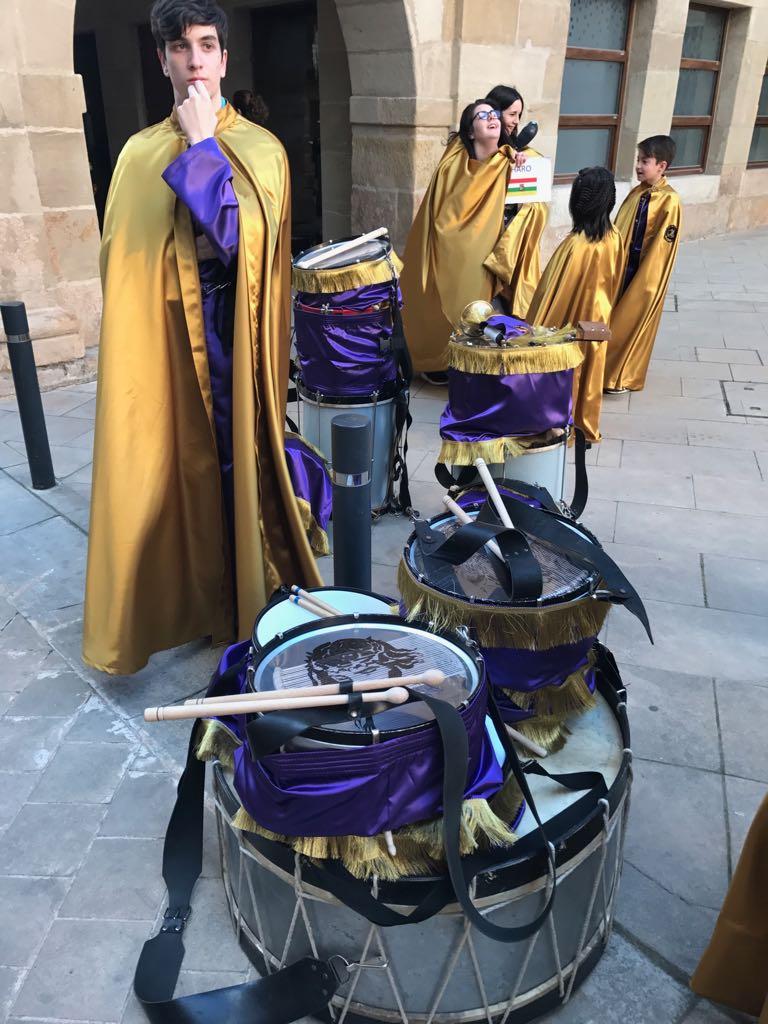 Éxito de público en la segunda Exaltación Nacional de Bandas de Cornetas y Tambores 'Ciudad de Haro' 2