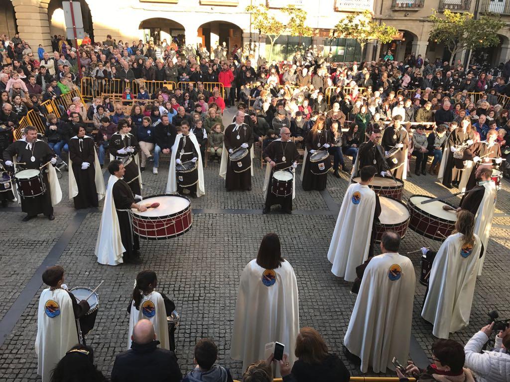 La IV Exaltación Nacional de Cornetas y Tambores Ciudad de Haro se celebrará el próximo 6 de abril 1