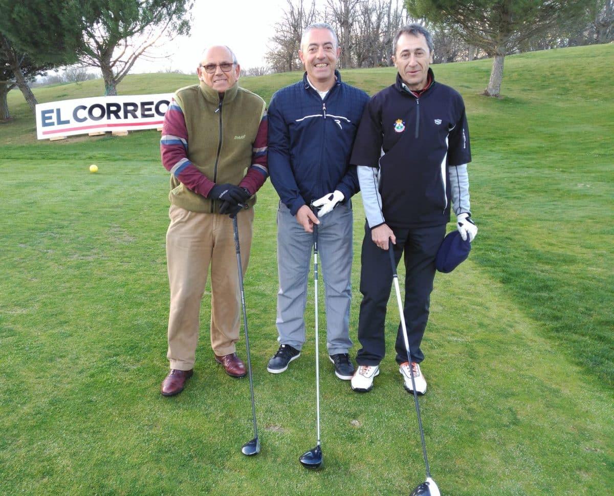 La segunda jornada del Torneo de Golf Amateur 'El Correo', en imágenes 2