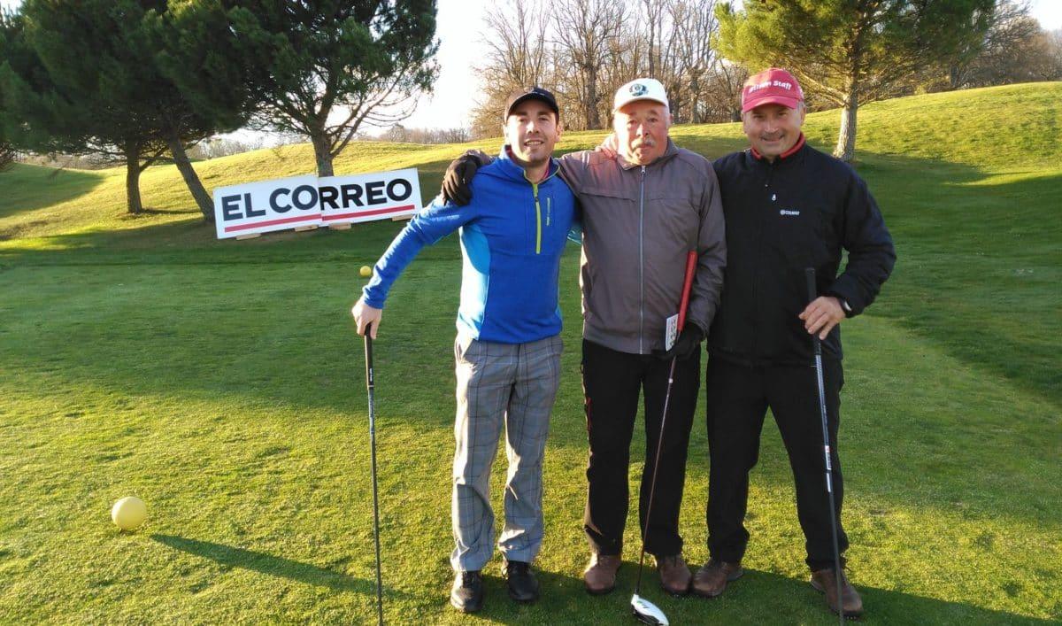 La segunda jornada del Torneo de Golf Amateur 'El Correo', en imágenes 3