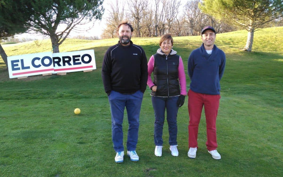 La segunda jornada del Torneo de Golf Amateur 'El Correo', en imágenes 4