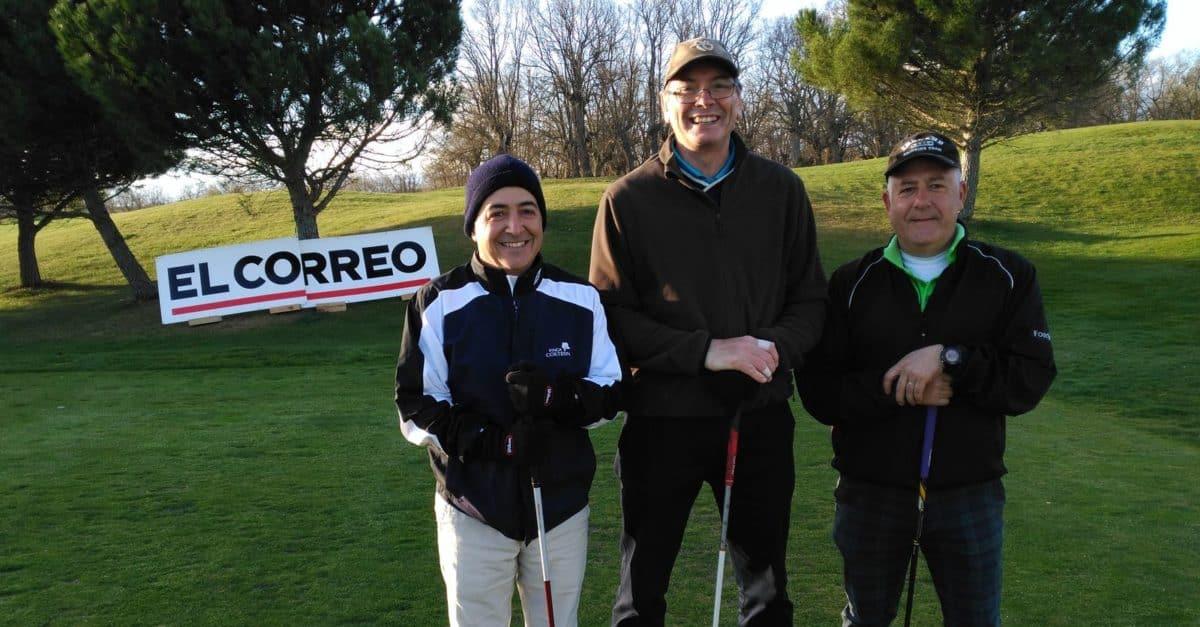 La segunda jornada del Torneo de Golf Amateur 'El Correo', en imágenes 5