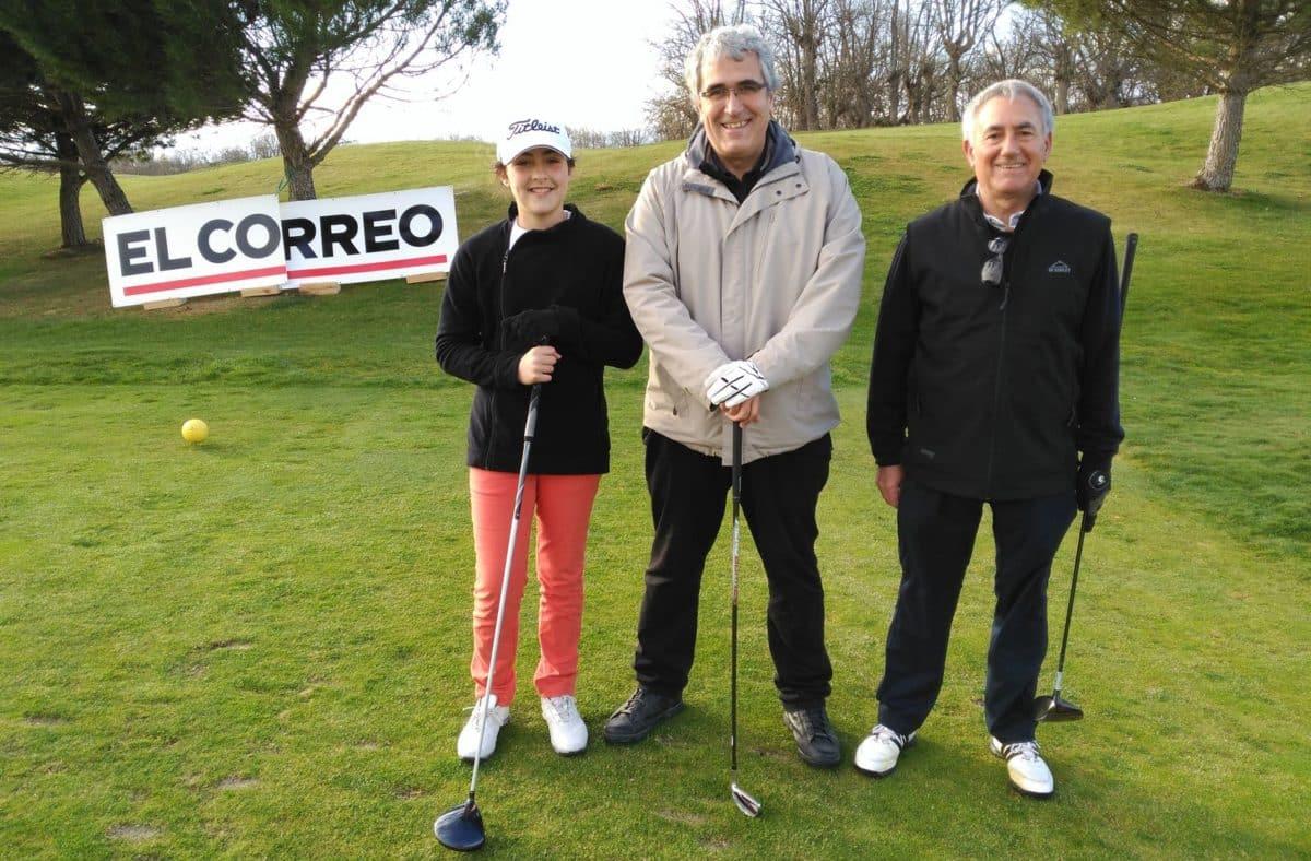 La segunda jornada del Torneo de Golf Amateur 'El Correo', en imágenes 6