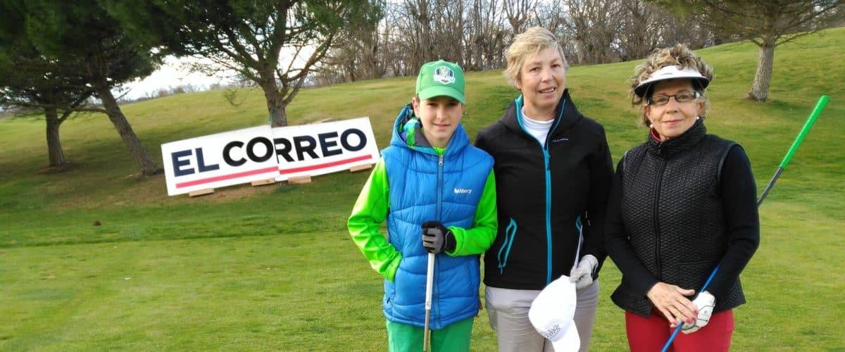 La segunda jornada del Torneo de Golf Amateur 'El Correo', en imágenes 7