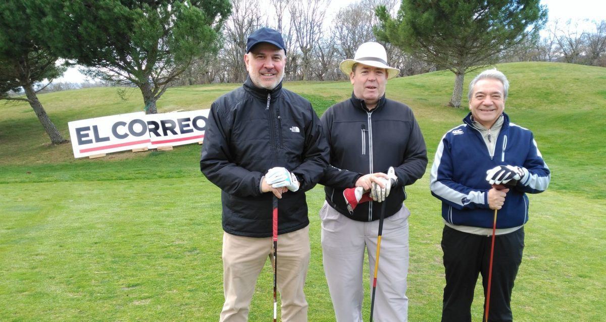 La segunda jornada del Torneo de Golf Amateur 'El Correo', en imágenes 8