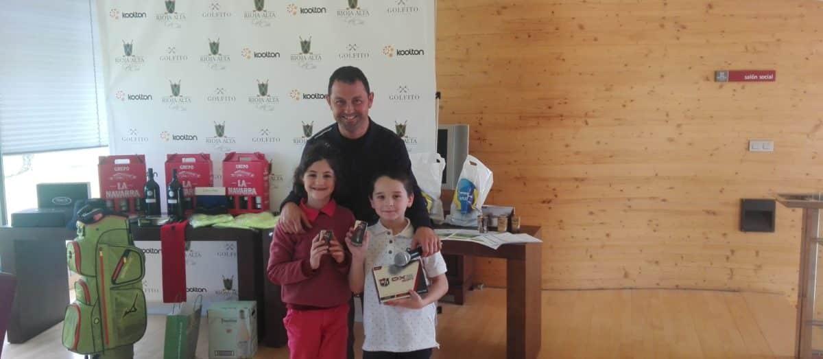 La segunda jornada del Torneo de Golf Amateur 'El Correo', en imágenes 9