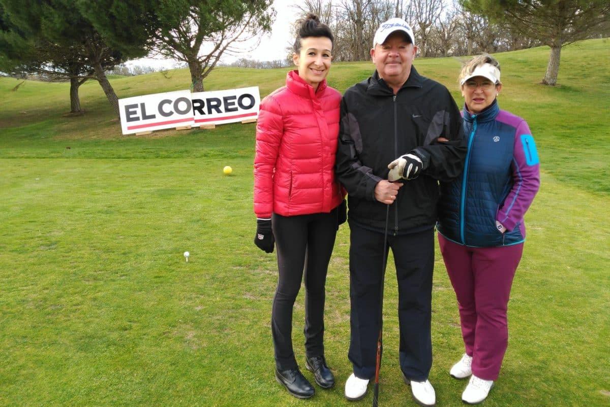 El Torneo de Golf Amateur 'El Correo' entra en su recta final 1