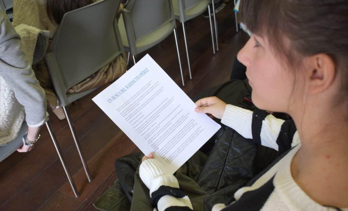Las imágenes del encuentro de lectura compartida por alumnos de Corazonistas con motivo del Día del Libro 6