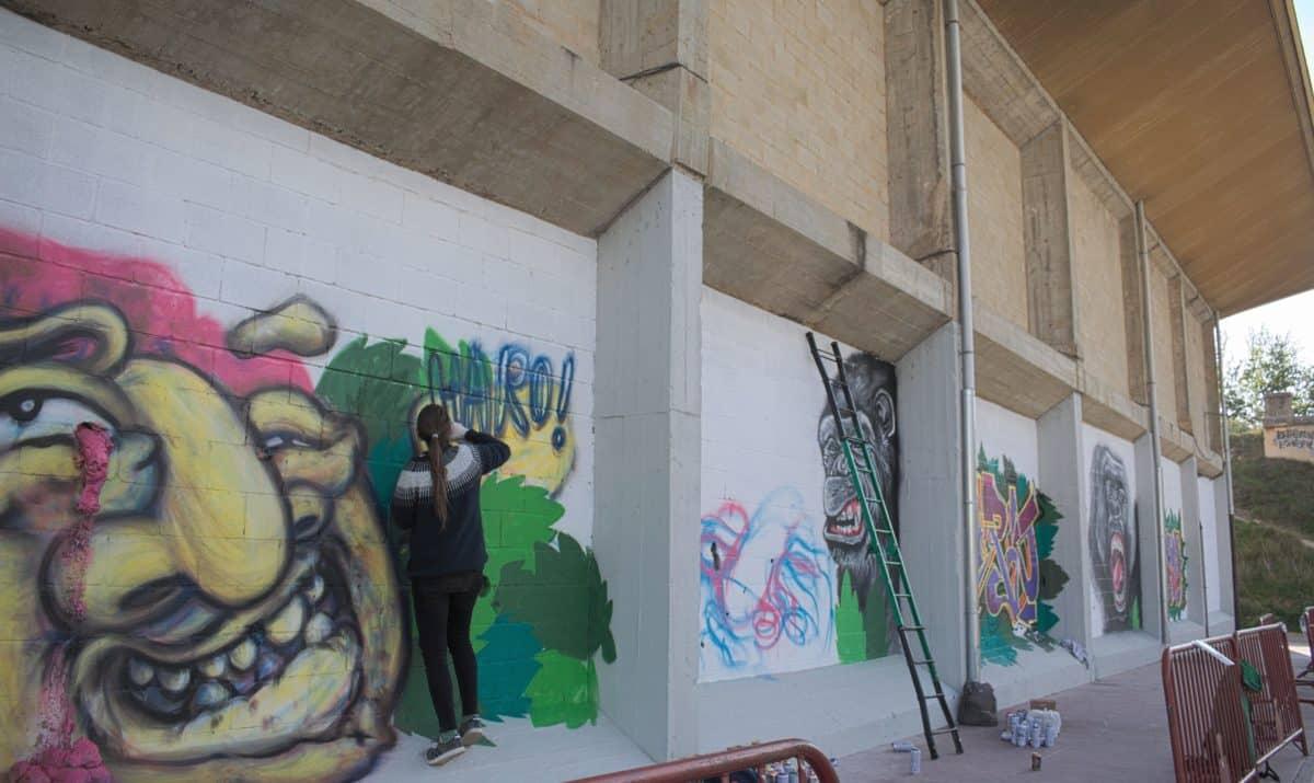 Las imágenes del primer Festival de Cultura Urbana 'Ciudad de Haro' 16