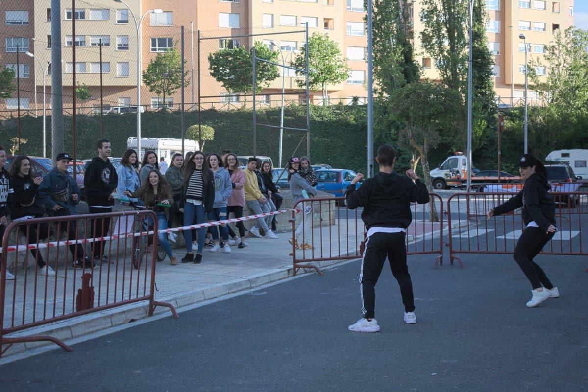 Las imágenes del primer Festival de Cultura Urbana 'Ciudad de Haro' 21