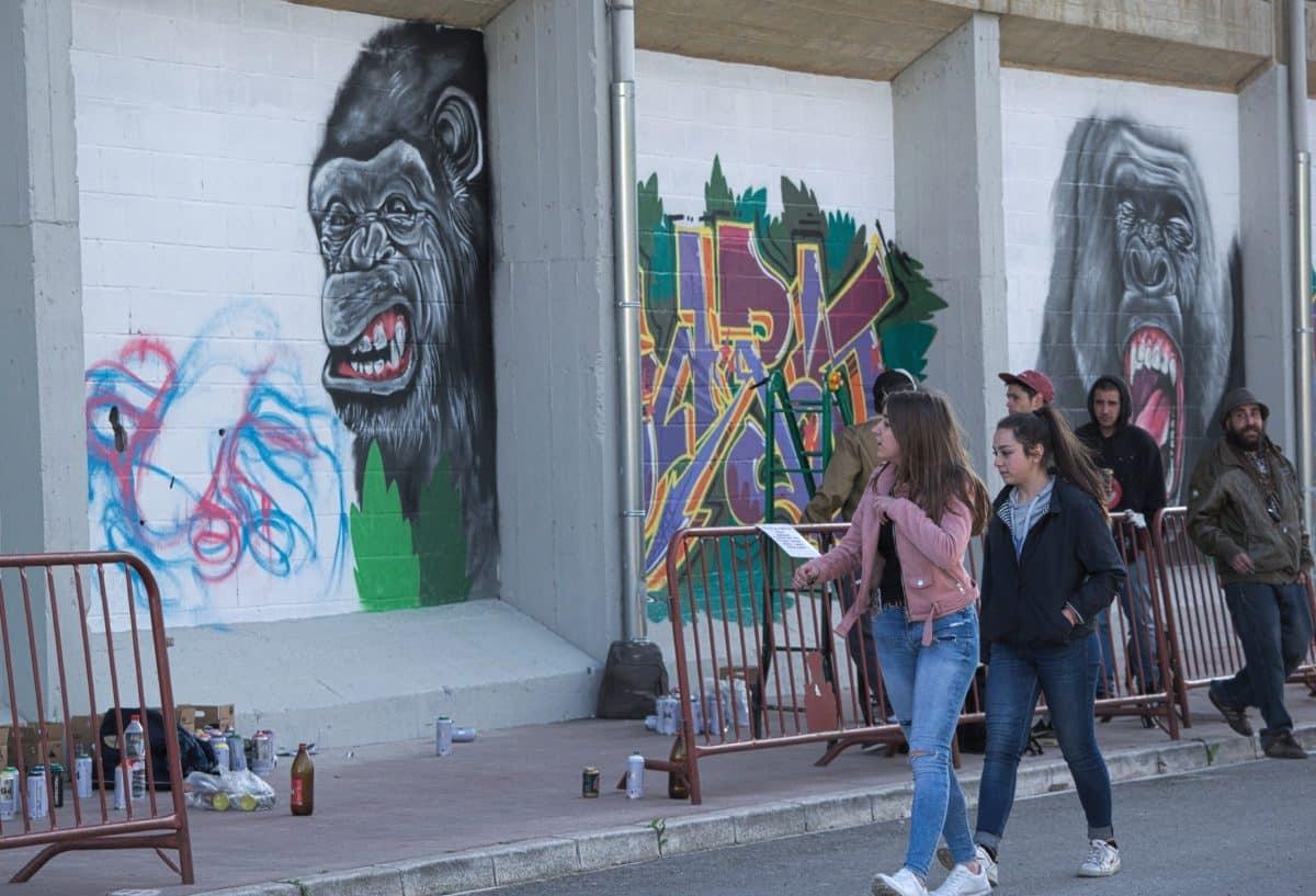 Las imágenes del primer Festival de Cultura Urbana 'Ciudad de Haro' 23
