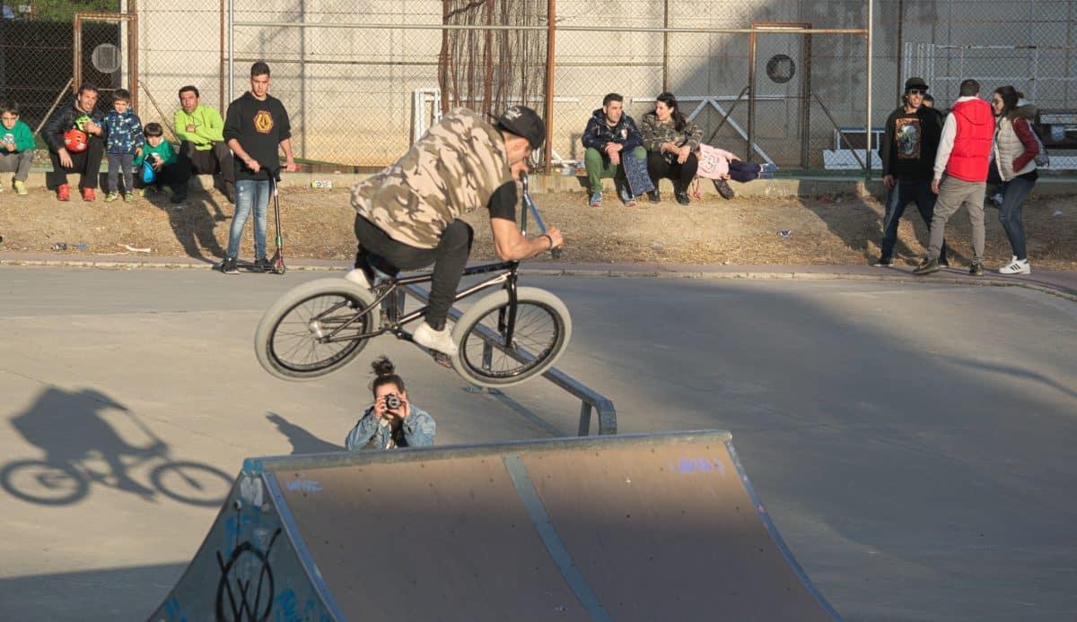 Las imágenes del primer Festival de Cultura Urbana 'Ciudad de Haro' 27