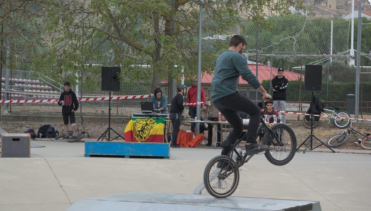 Las imágenes del primer Festival de Cultura Urbana 'Ciudad de Haro' 7