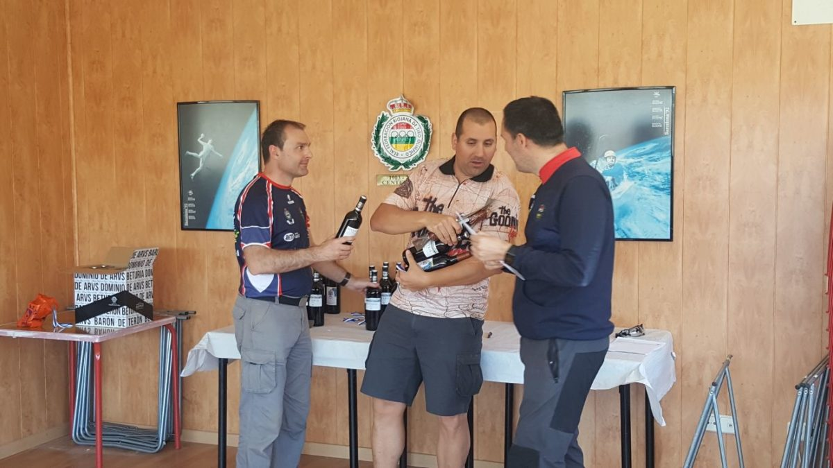 Chema Ortega, campeón de La Rioja de Recorridos de Tiro 3