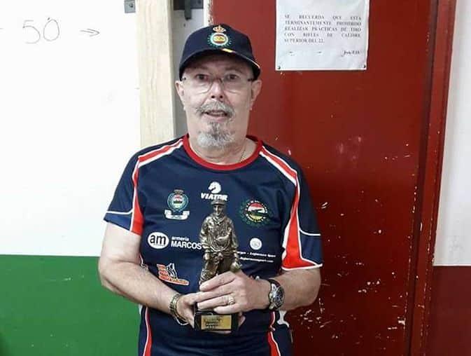 El Club de Tiro Rioja Alta, cuarto por equipos en la tercera fase de la Copa Presidente 5
