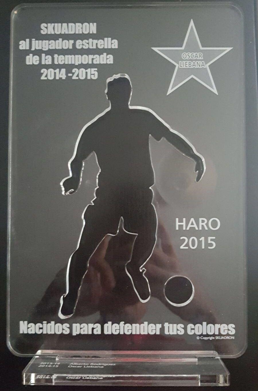 En marcha la cuarta edición del Premio al Jugador Estrella del Haro Deportivo 1