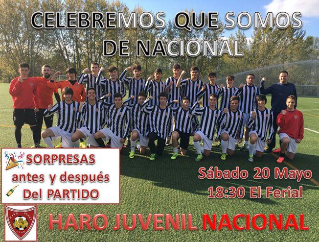 Haro Sport Club, CD Corazonistas y Jarrero FC disputan este sábado el Torneo Cofradía Virgen de la Vega 1