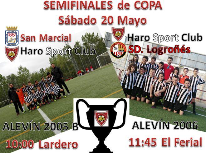 Haro Sport Club, CD Corazonistas y Jarrero FC disputan este sábado el Torneo Cofradía Virgen de la Vega 2