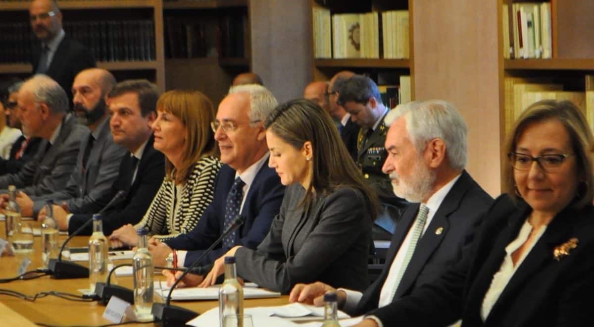 La reina Letizia pide un lenguaje claro y riguroso en el periodismo y ámbito público 2