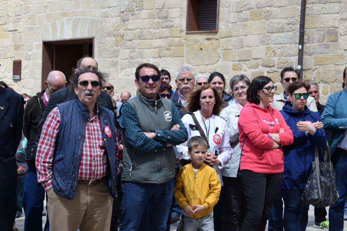 Las imágenes de la concentración en contra de los despidos en Bodegas Bilbaínas 17