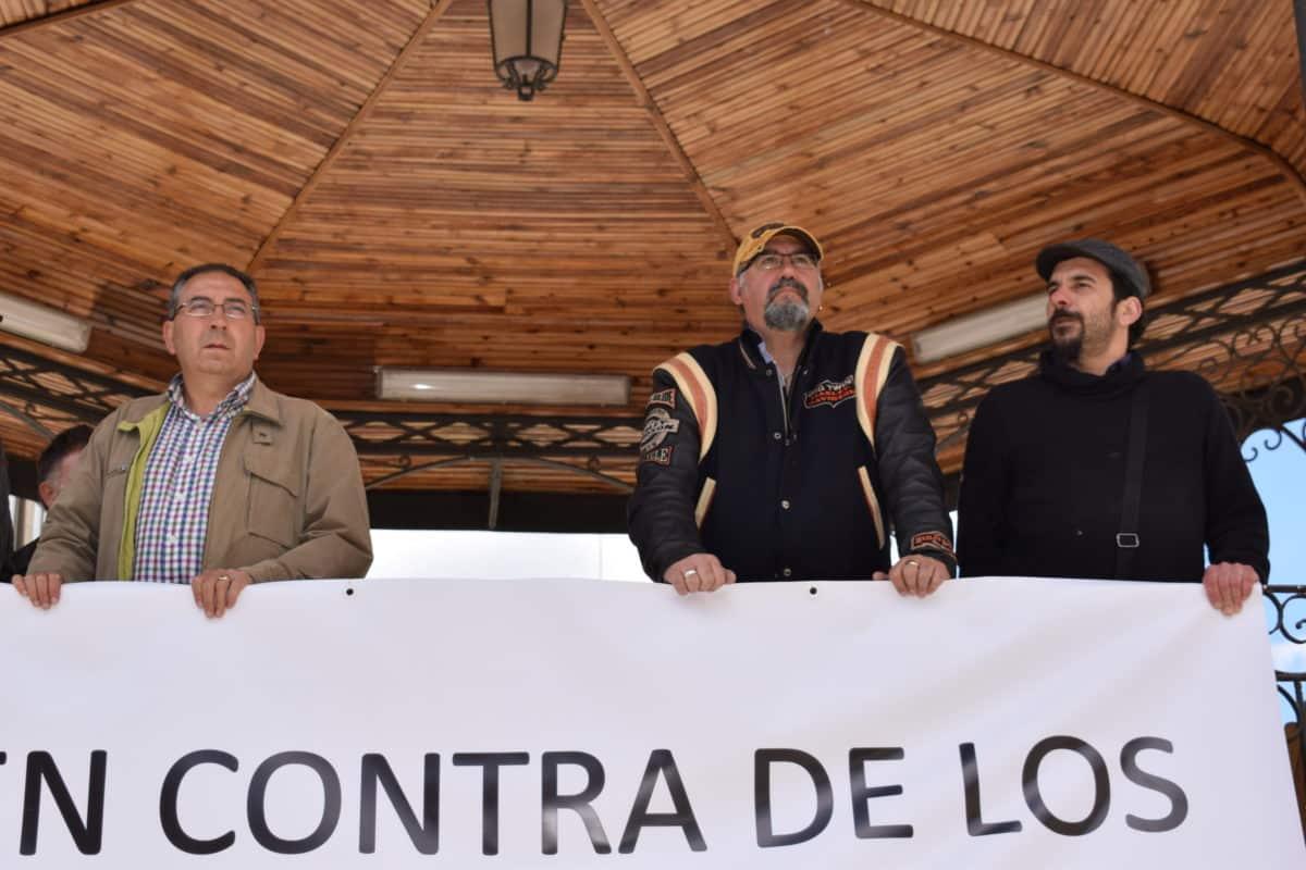 Las imágenes de la concentración en contra de los despidos en Bodegas Bilbaínas 24