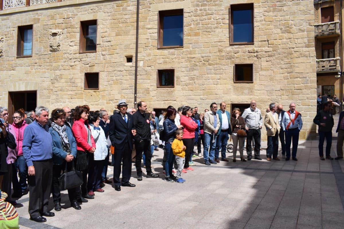 Las imágenes de la concentración en contra de los despidos en Bodegas Bilbaínas 5