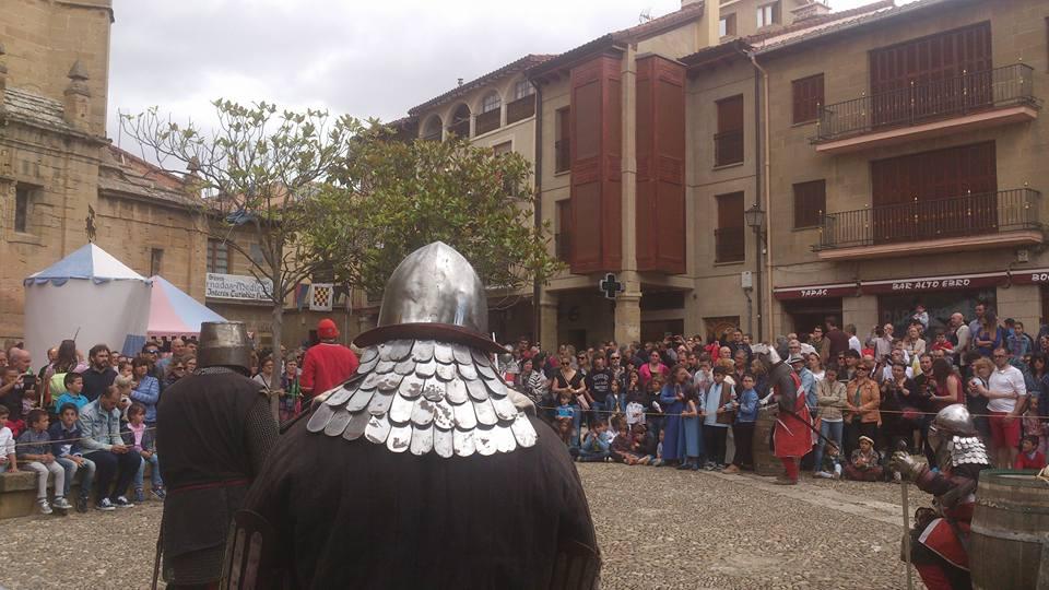 Las Jornadas Medievales de Briones quieren ser internacionales 13