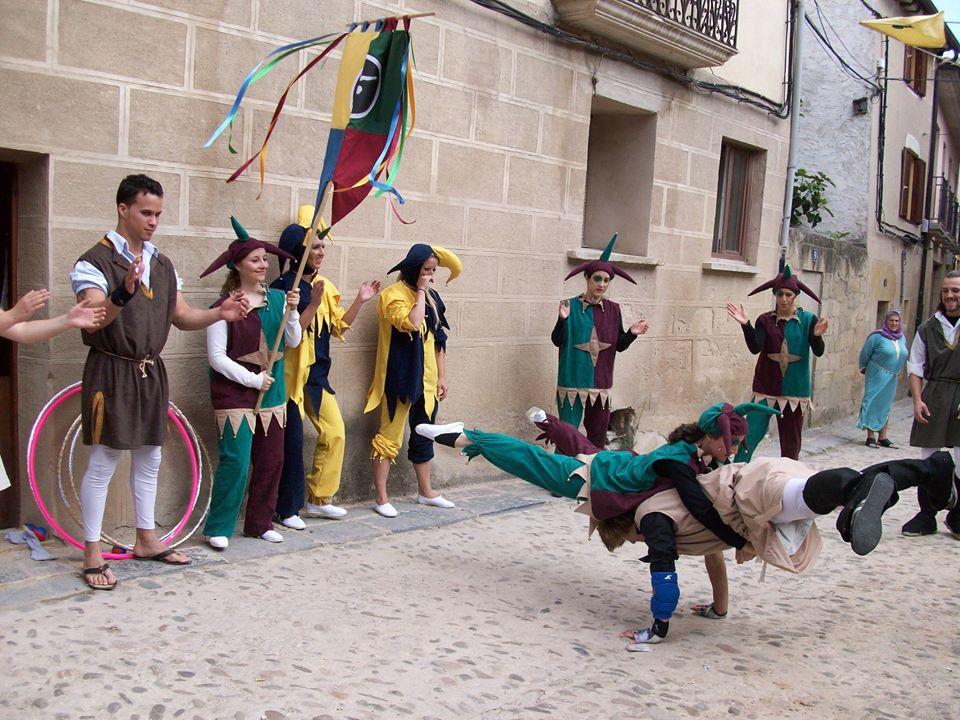Las Jornadas Medievales de Briones quieren ser internacionales 8