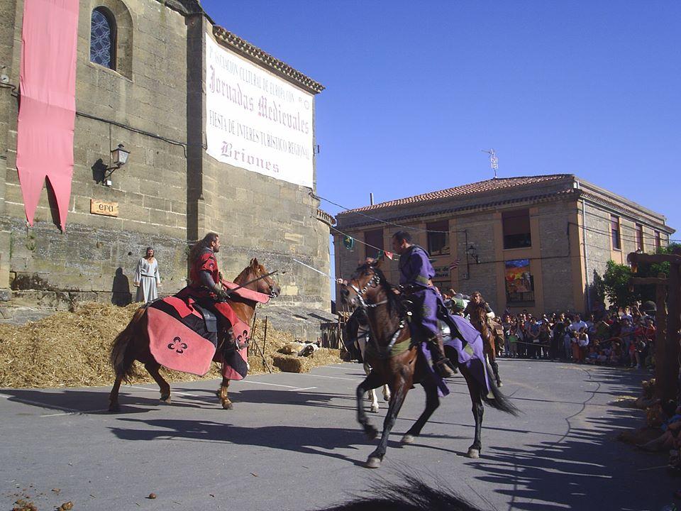 Las Jornadas Medievales de Briones quieren ser internacionales 9