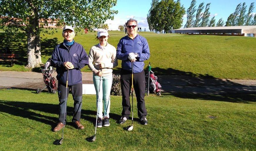 Pedro Ortega y Naroa Pellejero dominan la clasificación general del Torneo de Golf Amateur 'El Correo' 2