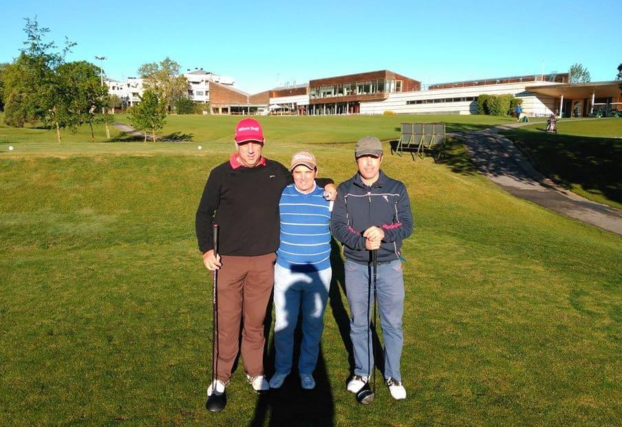 Pedro Ortega y Naroa Pellejero dominan la clasificación general del Torneo de Golf Amateur 'El Correo' 6
